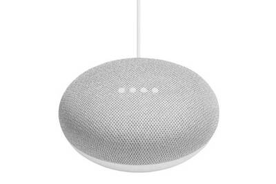 enceinte sans fil google google home mini darty. Black Bedroom Furniture Sets. Home Design Ideas