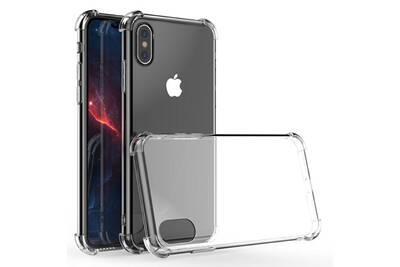 coque transparente souple iphone x