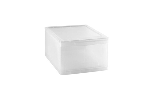 Sundis Sundis tiroir de rangement clear drawer gm 20l 39x32x21,5 cm transparent