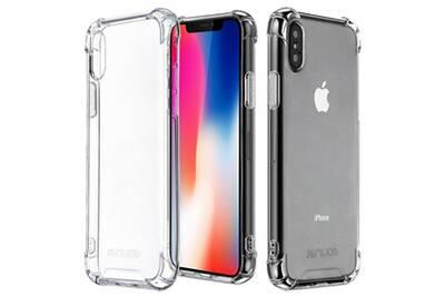 coque silicone apple iphone x