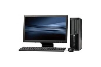 Hp Pc hp compaq 6000 sff intel pentium e5400 2.7ghz 8go 500go hdd ecran 17 wifi windows 7