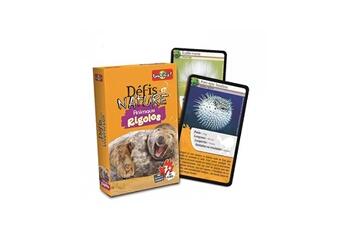 Jeux de cartes Bioviva Defis nature - animaux rigolo