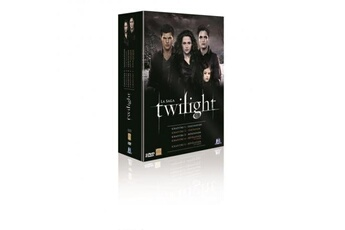 Twilight - L?Intégrale - Coffret 5 Films