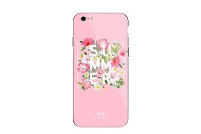 coque iphone 6 apple rose