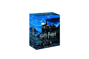 Harry Potter L?intégrale : Coffret des 8 Films Blu-Ray