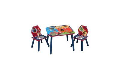 Ensemble Table Chaise Delta Children Pat Patrouille Table Enfant