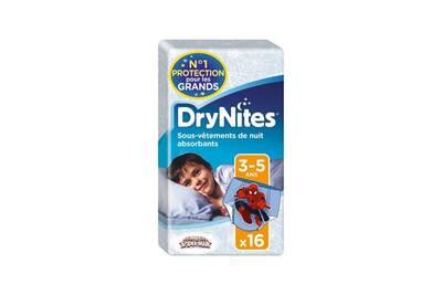 Couches Huggies Huggies Drynites Sous Vetements De Nuit Garcon 3 5