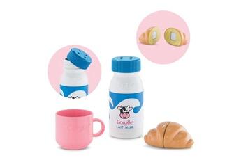 Accessoires de poupées Corolle Bb 36/42 coffret petit dejeuner