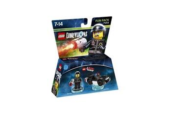 Figurine Warner Games Figurine lego dimensions - méchant flic - la grande aventure lego