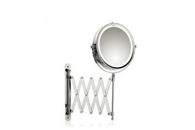 miroir de salle de bain wadiga miroir grossissant mural. Black Bedroom Furniture Sets. Home Design Ideas