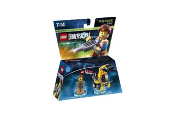Figurine Warner Games Figurine lego dimensions - emmet - la grande aventure lego