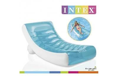 Mobilier de jardin enfant INTEX Intex matelas gonflable adulte pour ...