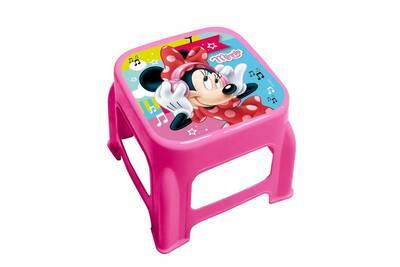 5d4e8dbb2b7ea Accessoires de salle de bain Guizmax Tabouret marche pied disney minnie  mouse enfant marchepied