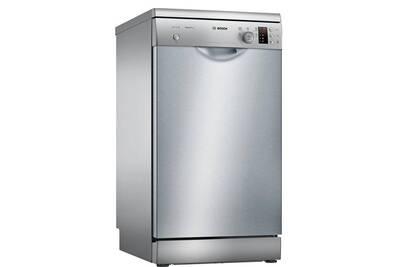 lave vaisselle bosch lave vaisselle 45cm 9c 46db a inox bosch sps25ci04e darty