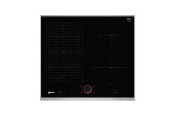 53023360cbbb1e Plaque induction Table de cuisson à induction 60cm 4 feux 7400w noir - neff  - t56ts51n0