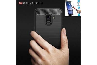 coque galaxy a8 2018 silicone