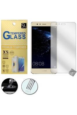 Protection écran smartphone Htdmobiles Film de protection vitre verre  trempe transparent pour huawei p10 lite 24443575a27d