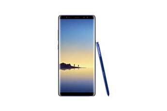 Samsung Galaxy Note8 Bleu