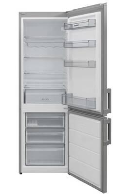 refrigerateur congelateur en bas sharp refrigerateurs combines inverses sjbb 04 nmxs 1 darty. Black Bedroom Furniture Sets. Home Design Ideas