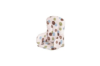 Chaise haute Geuther Geuther coussin de chaise pvc pois