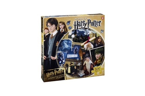 Harry potter - puzzle philisophers stone