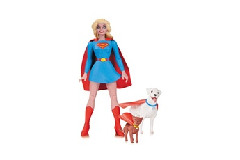 Figurines personnages Dc Collectibles Dc comics designer - figurine supergirl by darwyn cooke 17 cm