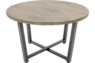 Table de jardin Kettler Table ronde en aluminium lausanne | Darty