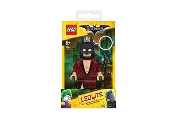 Figurines personnages Lego Lego batman - mini lampe de poche avec chaînette kimono batman
