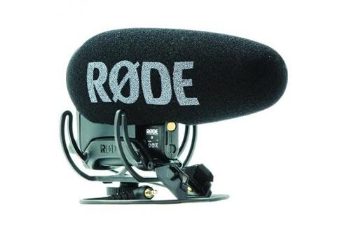 Rode Rode microphone compact videomicpro + - pour caméra et appareil photo numérique