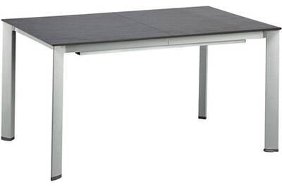 Table Avec Plateau Effet Ardoise Et Allonge 279 Cm