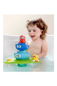 Jouets premier âge Yookidoo Jouet de bain bébé la fontaine magique
