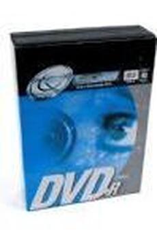 120min - 4.7Go - 4x - 3 pièces en boîte cristal  Taxe SACEM incluse DVDTX47B3-RW