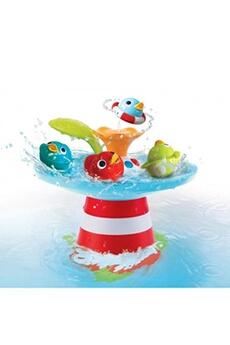 Jouets premier âge Yookidoo Jouets de bain bébé la course aux canards