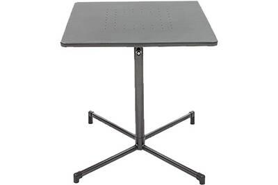 Table pliante en aluminium 70 cm