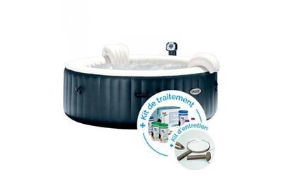 spa gonflable intex spa gonflable intex purespa plus. Black Bedroom Furniture Sets. Home Design Ideas