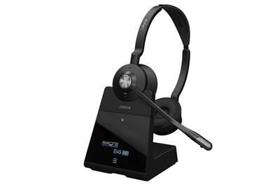 Casque micro / gamer Jabra Engage 75 duo casque téléphonique sans fil