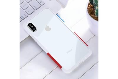 coque iphone x acier inoxydable