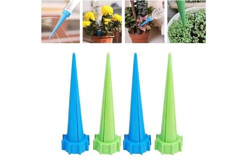 Wewoo 4 pcs cône d'arrosage spike arrosage automatique irrigation spike jardin des plantes fleur goutte à arroseur livraison couleur aléatoire