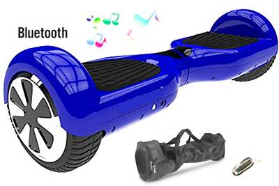 hoverboard gyropode smart scooter 6 5 bluetooth gyropode overboard lectrique pas cher avec. Black Bedroom Furniture Sets. Home Design Ideas