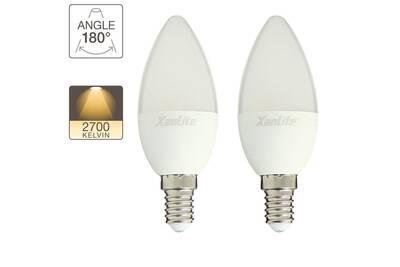 Blanc Ampoule FlammeCulot EqLumière E147w Led Chaud Cons60w 3lKFcTJ1