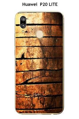 coque huawei p20 en bois
