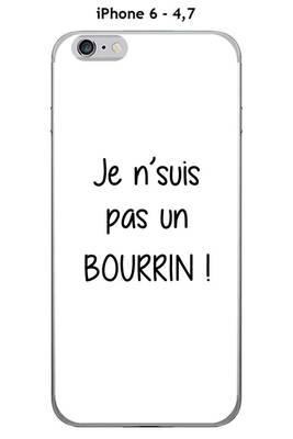 coque iphone 6 citation drole