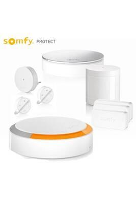 alarme maison somfy pack protect darty. Black Bedroom Furniture Sets. Home Design Ideas