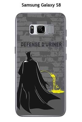 coque batman galaxy s8