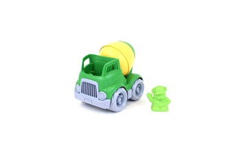 Véhicules miniatures GREEN TOYS Camion toupie green toys