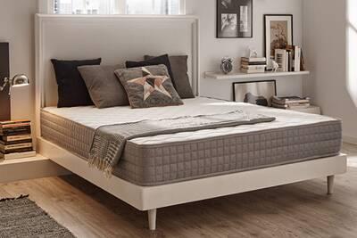 matelas naturalex matelas detente 90x200 cm en mousse m moire viscotex mousse hr blue latex. Black Bedroom Furniture Sets. Home Design Ideas