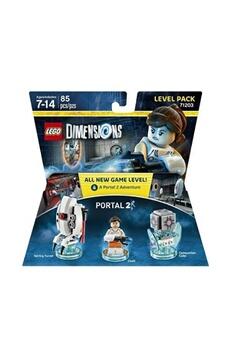 Figurine Lego Portal 2 lego dimensions level pack