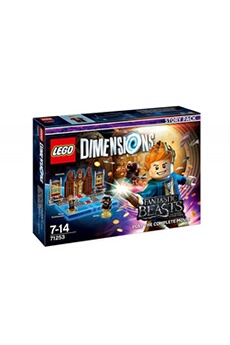 Figurine Lego Fantastic beasts lego dimensions story pack