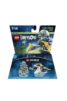 Figurine Lego Zane (ninjago) lego dimensions fun pack