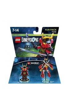 Figurine Lego Nya (ninjago) lego dimensions fun pack